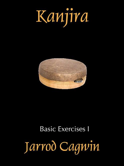 Kanjira Basic Exercies, Level I, Jarrod Cagwin