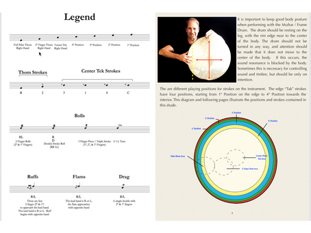 NEW FRAME DRUM ÉTUDE eBOOK NOW AVAILABLE!