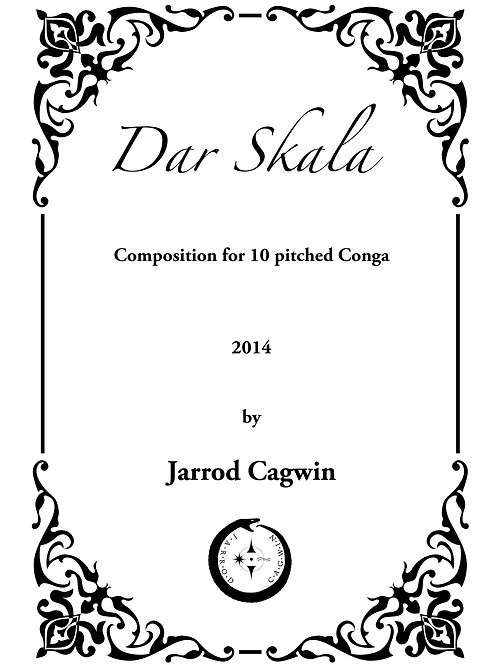 Dar Skala, Composition for 10 Pitched Conga