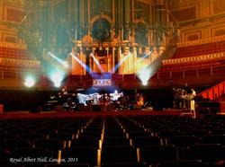 Royal Albert Hall, London, 2013