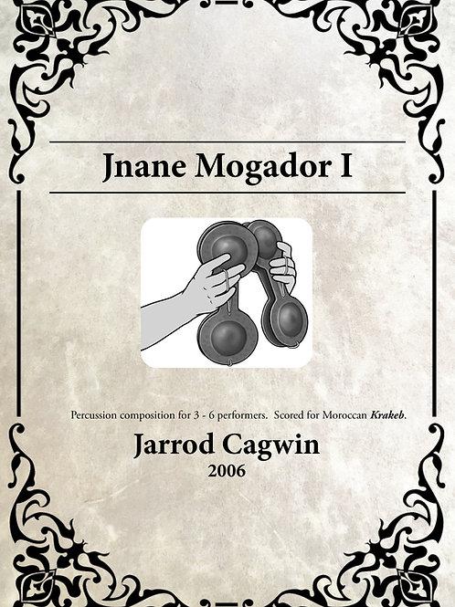 Jnane Mogador I, Jarrod Cagwin
