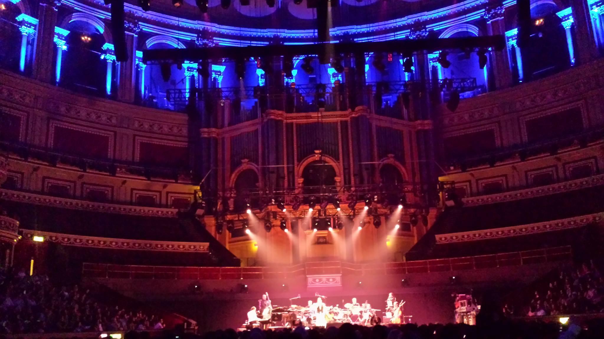 Royal Albert Hall, 2013