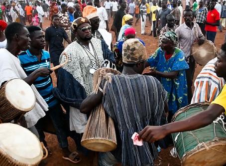 Bamaya:  Rhythm of the Dagomba from northen Ghana