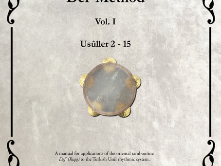 Def Method, Vol. I for Riqq (Def) NOW AVAILABLE as eBook!