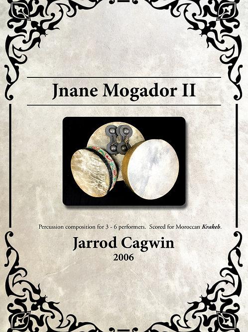 Jnane Mogador II, Jarrod Cagwin