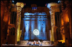 Baalbeck, Lebanon, 2003