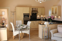 Sulgrave Farm Kitchen / Sitting Room