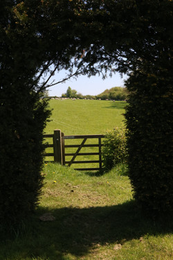 Sulgrave Farm - walks from the house