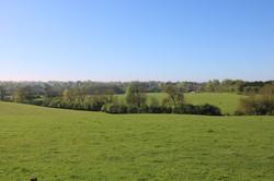 Sulgrave Farm view to the village