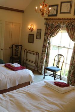 Sulgrave Farm Twin Room