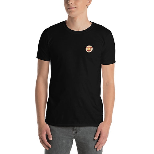 Short-Sleeve Unisex T-Shirt small logo