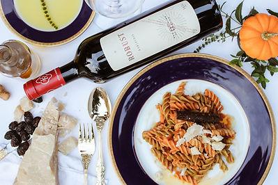 Italiaanse maaltijd