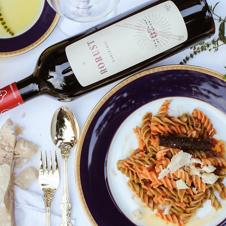 Wein und Dine in der Seelust