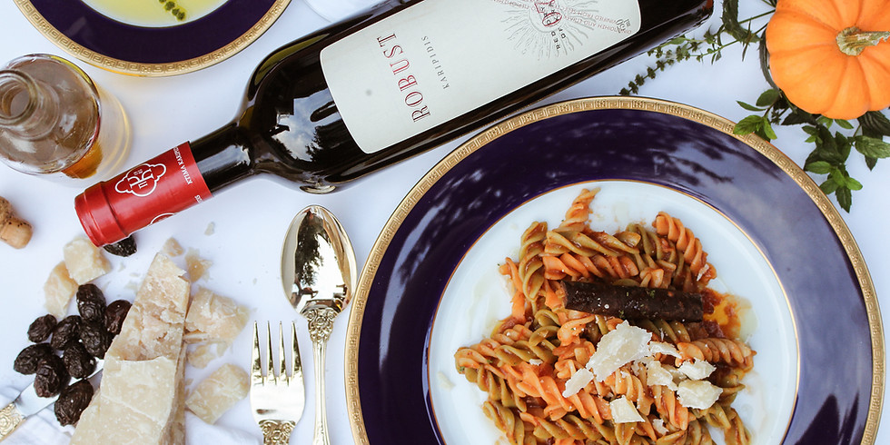 Wine and Food Pairing Series - Wines of Italy