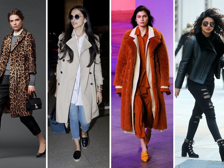 Must-Have Shades & Patterns in Your Wardrobe this Winter Season 2018-19