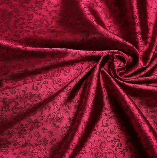 120cm-100cm-Dragon-silk-satin-jacquard-s