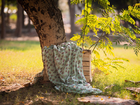 Divyam's Exclusive Lizzy Bizzy Cotton Fabrics