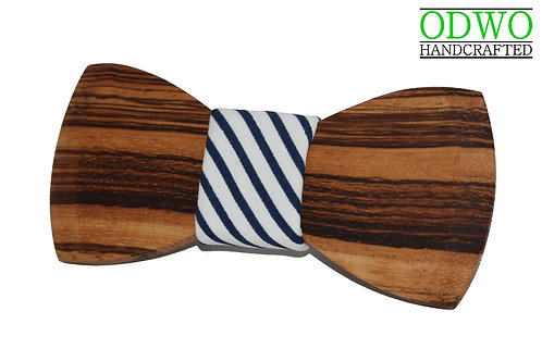 Zebrawood (w/ Stripe Fabric)