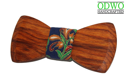 Yucitan Rosewood (w/ Paisley Fabric)