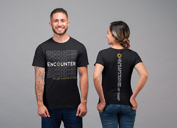 Encounter Limited Edition T-Shirt - Black
