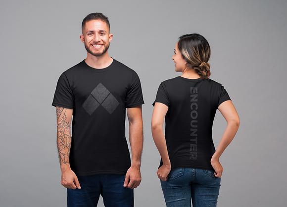 Black Encounter Logo Shirt