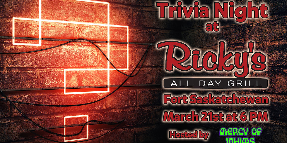 Trivia Night at Ricky's
