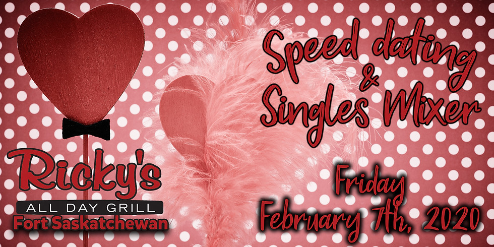 Speed Dating and Singles Mixer