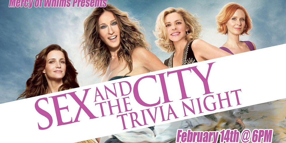 Sex and the City Trivia Night