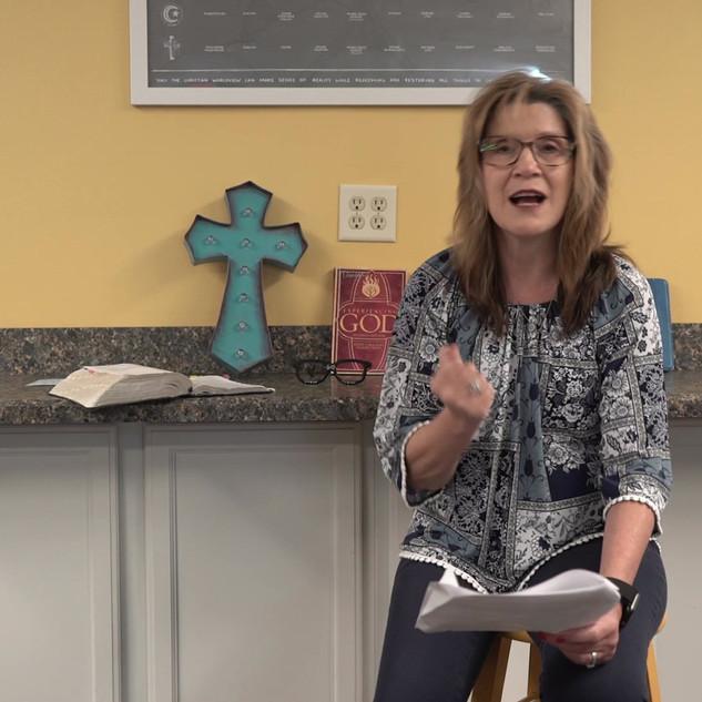 Mrs. Horne Bible Lesson