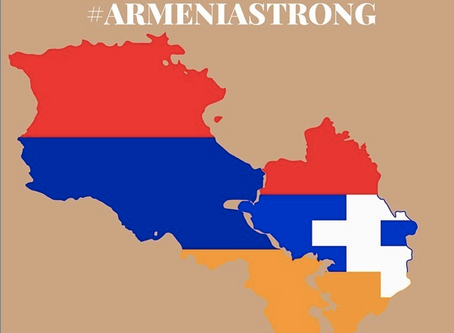 Save Artsakh + Protect Armenians from Genocide