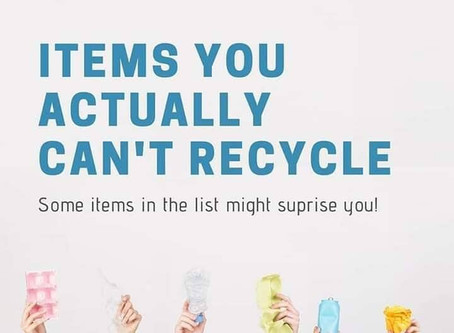 What Items Are You Recycling Incorrectly?