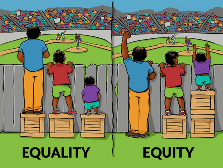 Differentiating Equity from Equality