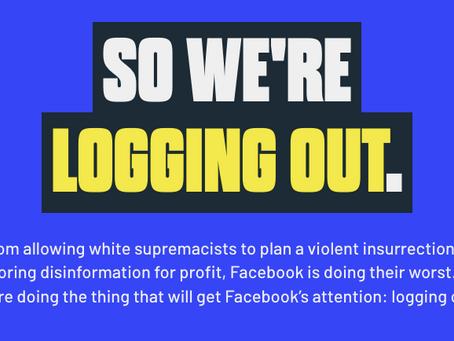 Log Off Facebook & Instagram on November 10th