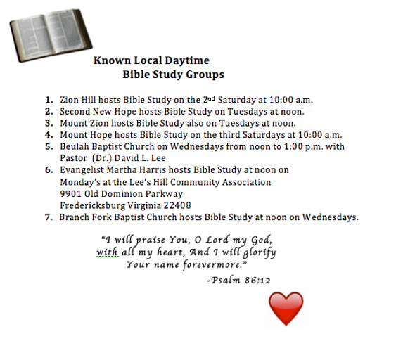 Known Daytime Bible Studies.png