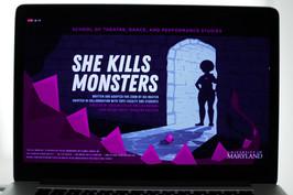 She Kills Monsters: VIrtual Realms