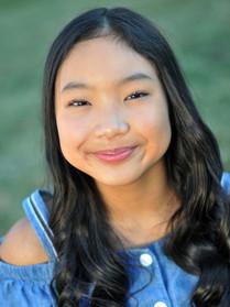 """Kayla Servilla as """"Young Waiola"""""""
