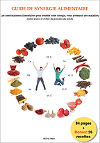 eBook synergie alimentaire