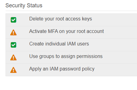 AWS Root Account Wizard