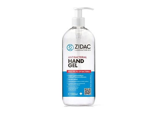 500ml 70% Alcohol Hand Sanitiser Pump Bottle