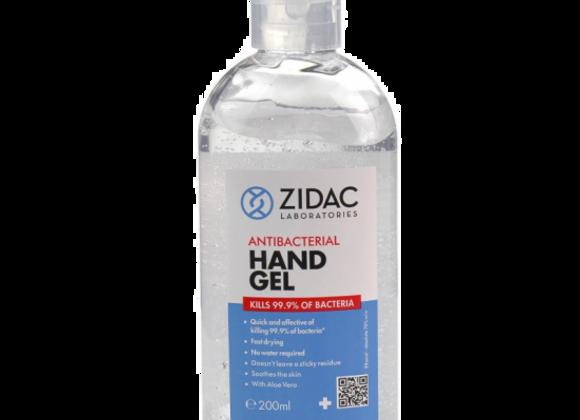 200ml 70% Alcohol Hand Sanitiser Bottle