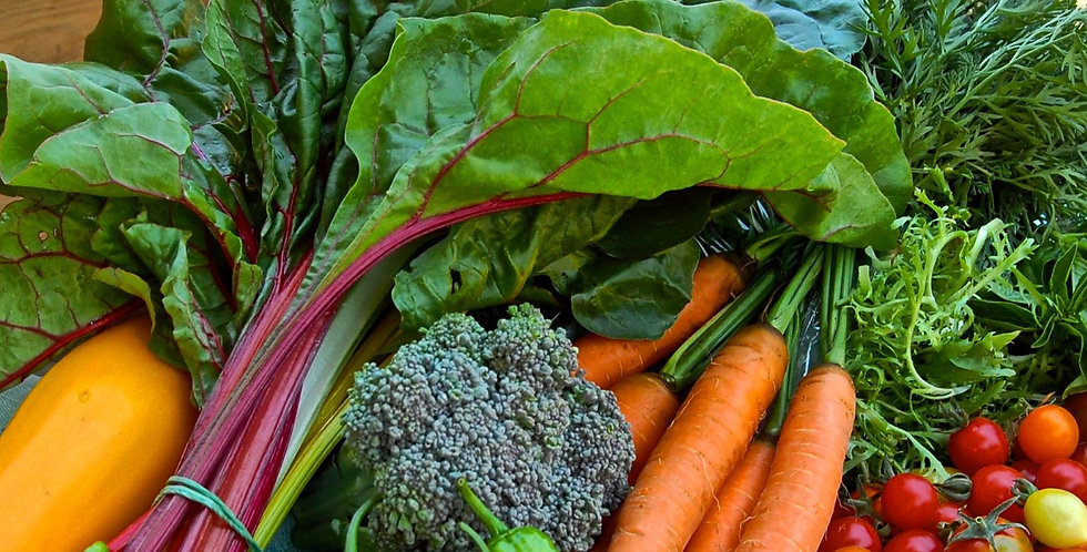 Cartwheel Farm: Gardeners' Choice Produce Subscription $30/delivery