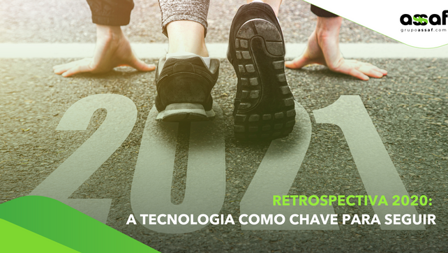 Retrospectiva 2020: a tecnologia como chave para seguir