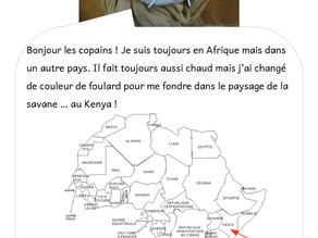 🐰 Et si nous visitions le Kenya ?