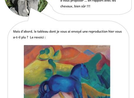 🐰 Avez-vous déjà vu un cheval bleu ?
