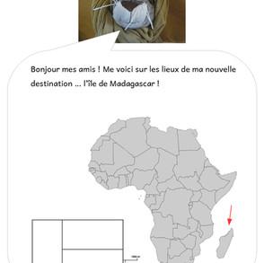 🐰 Et si nous visitions l'île de Madagascar ?