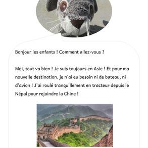 🐰 Et si nous visitions la Chine ?
