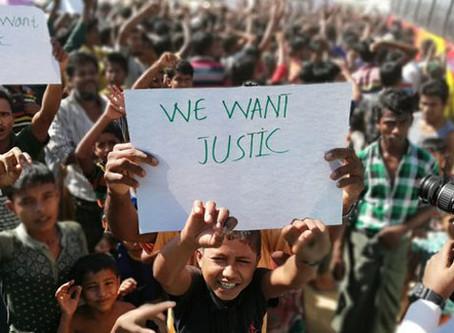 Rohingia children denied education in Bangladesh