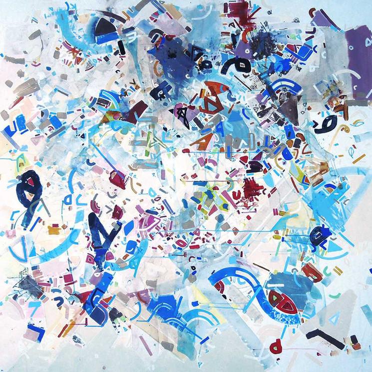 Abstract seascapes oncanvas by Halaburda