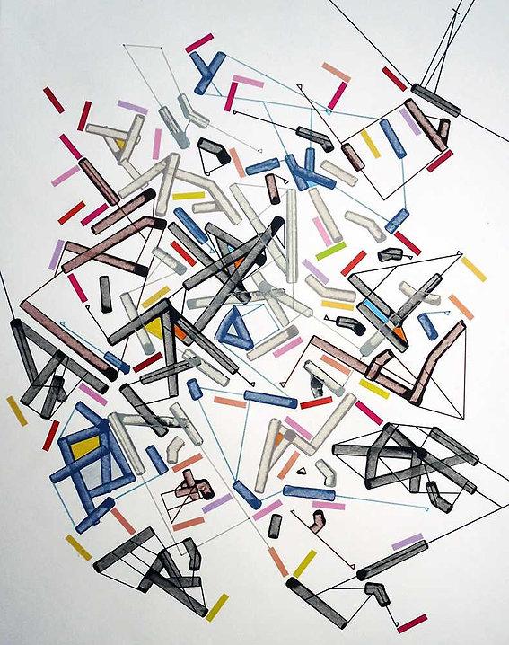 DNA on paper by Halaburda