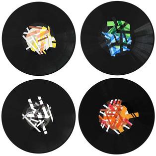 Vinyls & record covers